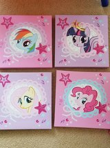 My Little Pony Wall Art Set in Travis AFB, California
