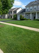 Lawn mowing, Trimming, decorative stone. in Naperville, Illinois