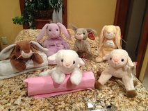 6 Beanie Babies Easter Collection in Chicago, Illinois