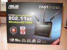 WIRELESS ROUTER - ASUS 802.11ac in Lockport, Illinois
