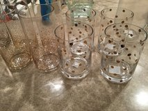 """Decorative glass """"vases"""" great for graduation party!! in Baytown, Texas"""