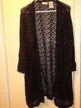 See through cardigan in Spring, Texas