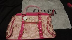 New Coach purse in Ramstein, Germany