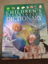 Illustrated dictionary for children in 29 Palms, California