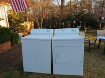 Washer and Dryer price for set-Frigidaire-Huge Tub in Macon, Georgia