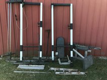 Club Weider 560 Multi Fitness Station in Hopkinsville, Kentucky