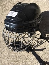 Bauer hockey helmet in Lockport, Illinois