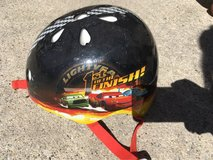 Lightning McQueen helmet in Lockport, Illinois