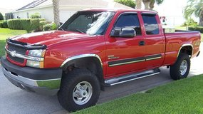Clean 2003 Chevrolet Silverado 2500 in MacDill AFB, FL