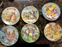 "13 Avon Easter Plates 5"" Across in Fort Knox, Kentucky"