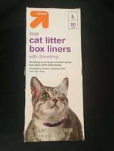 Cat Litter box liners in St. Charles, Illinois