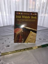 Irish Whistle book (Walton) w/Penny Whistle in Ramstein, Germany