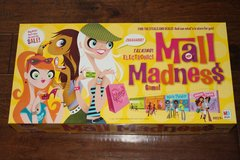 Talking Electronic Mall Madness Game in Fort Riley, Kansas