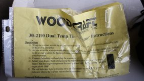 Woodcraft Dual Temperature Tire Warmers in Macon, Georgia