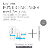 Rodan and Fields Lash Boost FREE in Beaufort, South Carolina