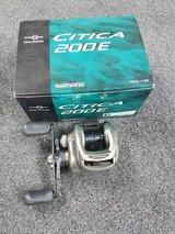 Shimano Citica 200E Fishing Reel in Perry, Georgia