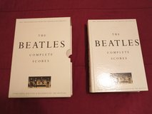 The Beatles Complete Scores (sheet music) Box Edition in Ramstein, Germany
