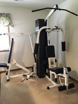 ParaBody Serious Steel Model 425 Home Gym in Glendale Heights, Illinois