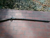 1847 Springfield musket in Tampa, Florida