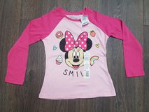 3T Minnie Mouse Shirt NEW (with tags) in Fort Carson, Colorado
