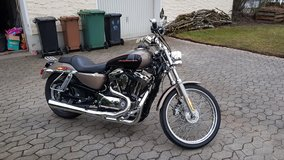 MUST SELL! 2004er Harley Davidson Sportster 1200 Custom XL in Ansbach, Germany