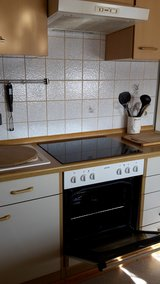 STOVE TOP COMPLETE WITH OVEN AND EXHAUST in Grafenwoehr, GE