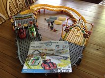 K'nex Mario Kart Wii Racing Sets (lot of 7 sets) in Fort Campbell, Kentucky