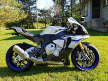 2015 Yamaha YZF R1M in Fort Meade, Maryland