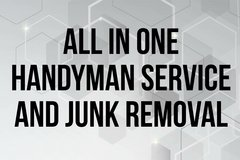 ALL IN ONE HANDYMAN SERVICE AND JUNK REMOVAL in Fort Bliss, Texas
