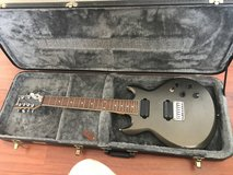 Ibanez 7-String guitar (AX 7221) with hard shell case in Camp Pendleton, California
