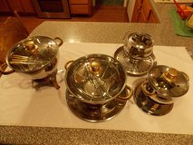 Command Performance Gold Warming Pots and Fondue Pot in Hopkinsville, Kentucky