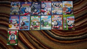 Thomas & Friends Dvds (16) in Orland Park, Illinois