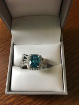 3 New Birthstone SS Rings in Fort Campbell, Kentucky