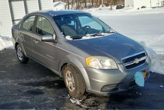2009 Chevy Aveo in Fort Drum, New York