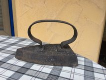 Antique Iron in Ramstein, Germany