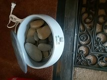 Heated Stone spa massage kit. in Spring, Texas