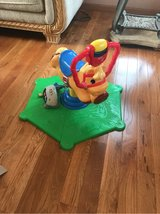 fisher price smart bounce and spin pony in Tinley Park, Illinois
