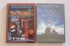 *New* FLAGS OF OUR FATHERS & YES VIRGINIA Movies in 29 Palms, California