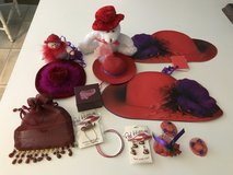 MISC> RED HAT ITEMS in Chicago, Illinois