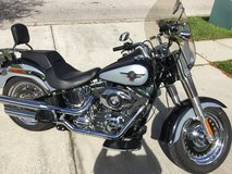2012 Harley Davidson Fat Boy in MacDill AFB, FL