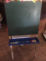 chalk board/ dry erase board and paper roll in Leesville, Louisiana