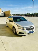 2012 Chevy cruze in Travis AFB, California
