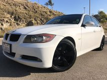BMW 328i in Fort Irwin, California