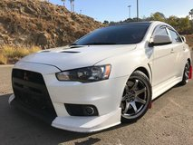 2013 Mitsubishi Lancer Evolution GSR in Fort Irwin, California