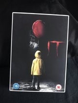 IT DVD (2017), brand new in Lakenheath, UK
