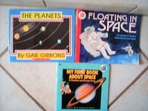 3 Books about space in Stuttgart, GE