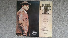 "Record - Frankie Laine. The Best Of. HM515. 1967 - 10 Tracks. 12"" 33RPM Vinyl. HALLMARK in Lakenheath, UK"