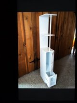 NEW Skinny Linen Tower /Storage Cabinet in Indianapolis, Indiana