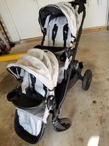 Baby Jogger City Select double with extras in Byron, Georgia