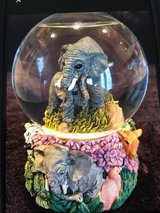 Elephant Snow Globe in Indianapolis, Indiana